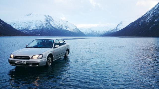 What's Better Than A Subaru That Can Drive On Water?