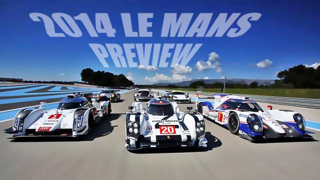 2014 LeMans / FIA WEC Season Preview (16 Photos)
