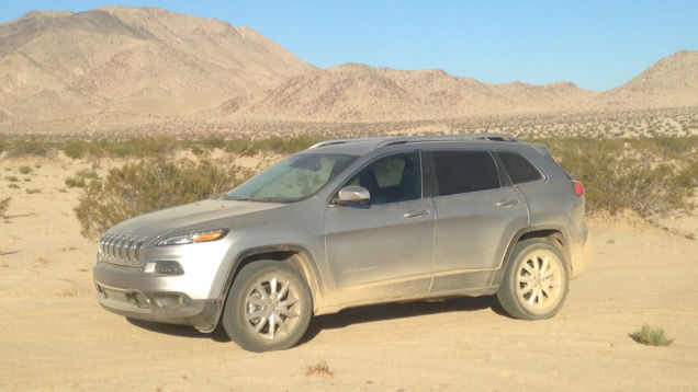 Hey, Start/Stop Actually Saves Gas! Just Look At The 2015 Jeep Cherokee